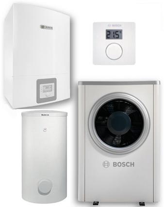 Комплект оборудования Logapak Bosch Compress 6000 AWE 9 арт.6001701006