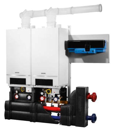 Комплект оборудования Logapak GB162 V2 Profi котлы в линию арт.1622001706