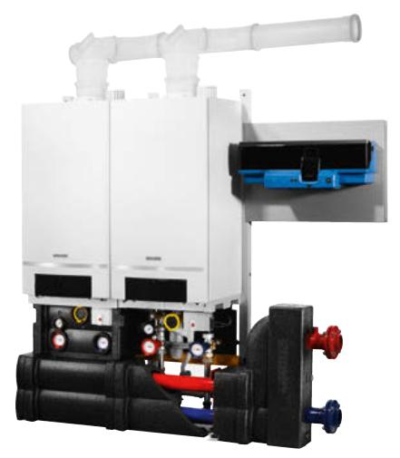 Комплект оборудования Logapak GB162 V2 Profi котлы в линию арт.1622001712