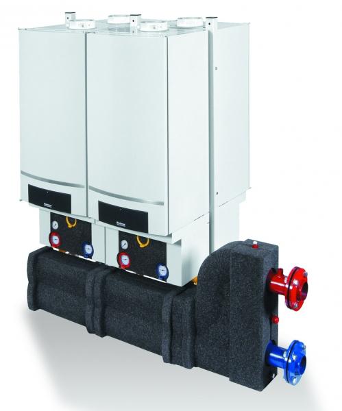 Комплект оборудования Logapak GB162 V2 Profi котлы спина к спине арт.1622001804