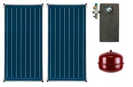 Комплект оборудования Solarpak Alpha Bosch арт.1101702001