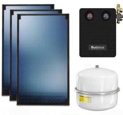 Комплект оборудования Solarpak Omega арт.3301701002