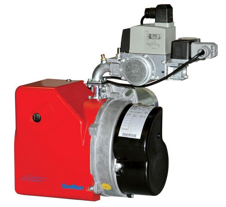 Газовая горелка Ecoflam MAX GAS 120 P TW TC арт.3142747