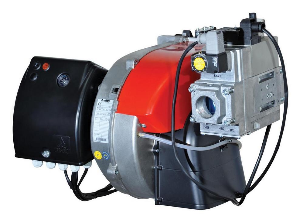 Газовая горелка Ecoflam MAX GAS 350 P TW TC арт.3143283