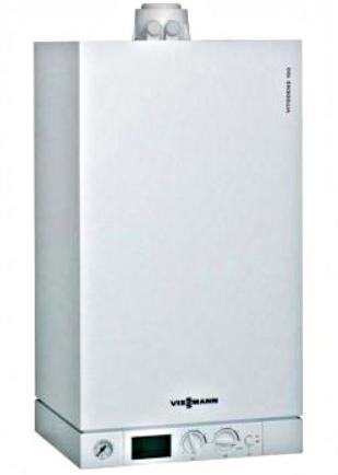 Газовый конденсационный котел Vitodens 100-W 35Вт арт.WB1C149