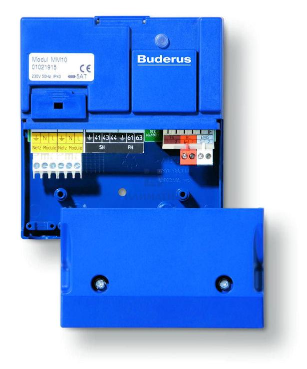Модуль Buderus MM10-смесителя арт.30009829