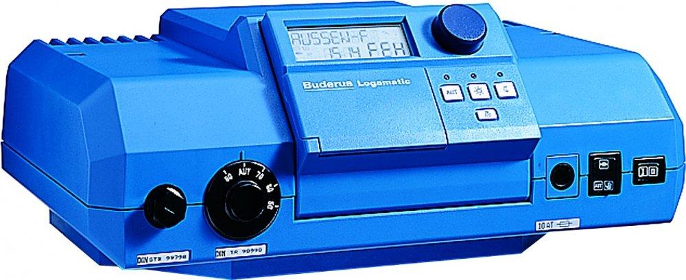 Система упрвления для напольных котлов Logamatic 2107 арт.30005454