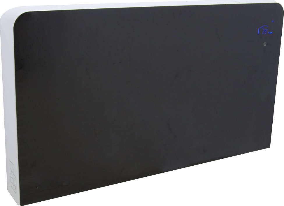 Фанкойл корпусный напольный MYCOND MCFG-380T2 GLASS арт.MCFG-380T2