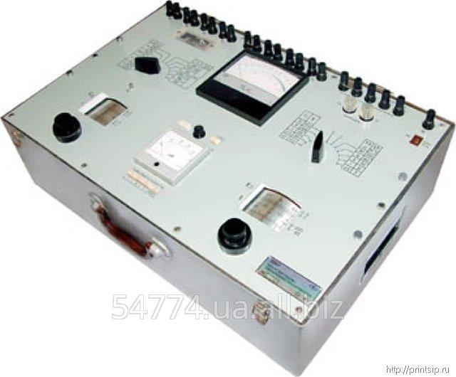 Купить К507 Прибор для поверки измерительных трансформаторов