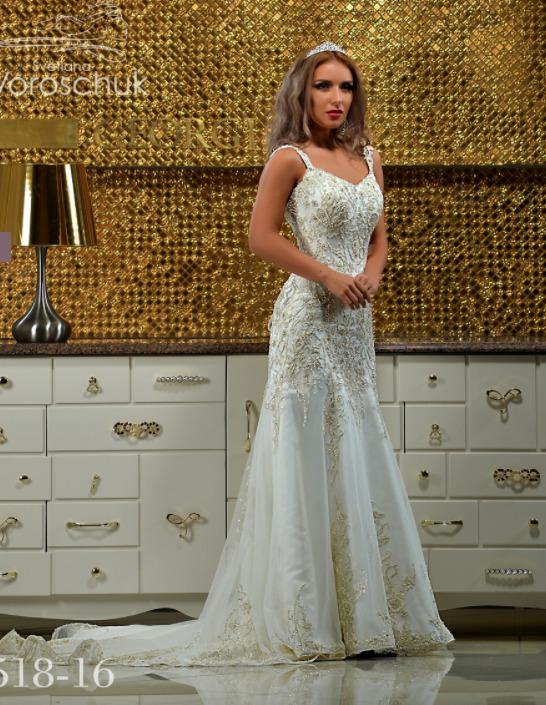 Wedding dress, model 518