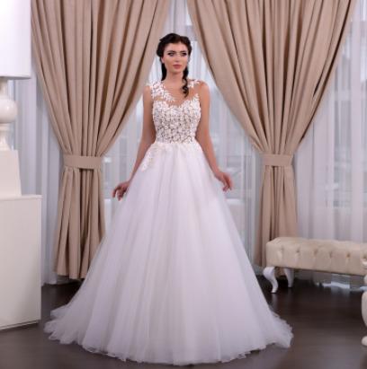 Wedding dress, model 635