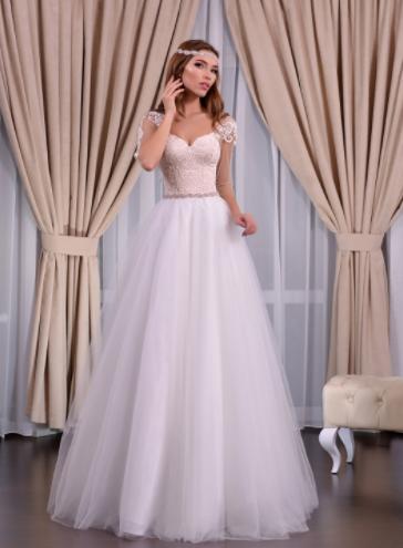 Wedding dress, model 637