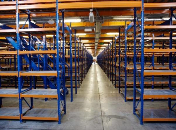 Купить Система полочных стеллажей
