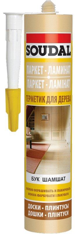 Купить Герметик д/паркета ДУБ /mіdoak/ 300мл