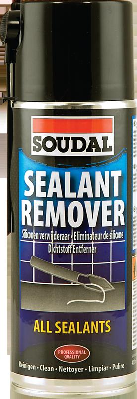Аэрозоль Sealant Remover для удаления силиконовых швов 400мл