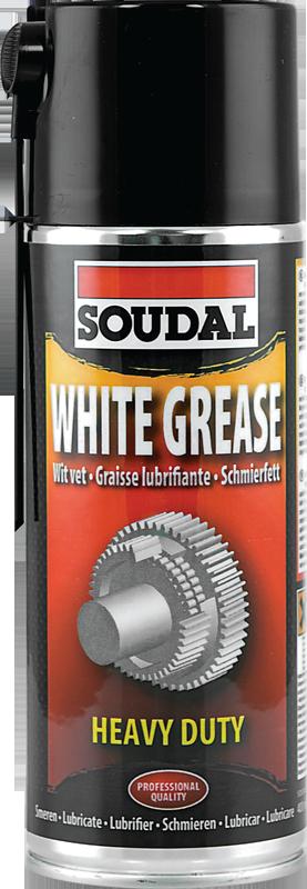 Смазывающий аэрозоль White Grease 400мл
