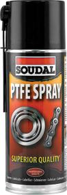 Проникающе смазывающий аэрозоль PTFE Spray 400мл