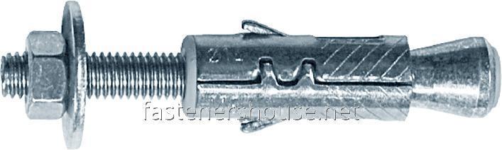 Анкер EFPM/D 12х45 + гайка М6