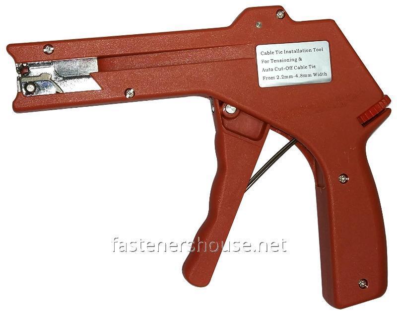 Пистолет д/каб.стяжек 2,2-4,8мм