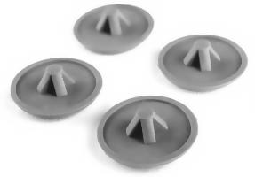 Крышка пластиковая для Шурупов d 3,5-5 мм