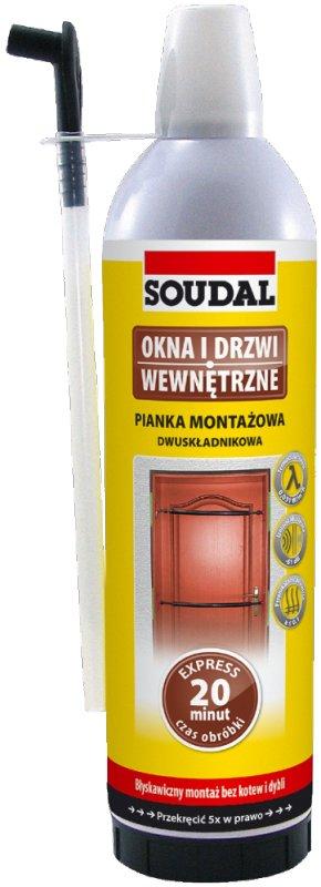 Двухкомпонентная пена SOUDAFOAM 2K