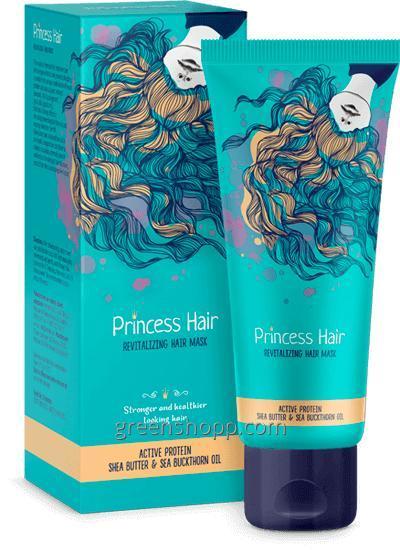Купити Princess Hair (Принцес Хаир) - відновлює шампунь