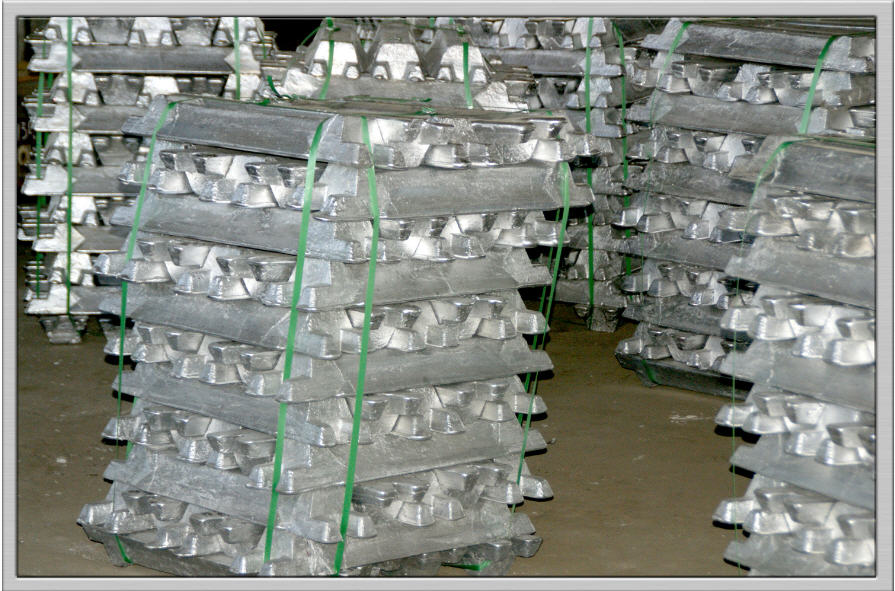 Aluminium til deoksidering