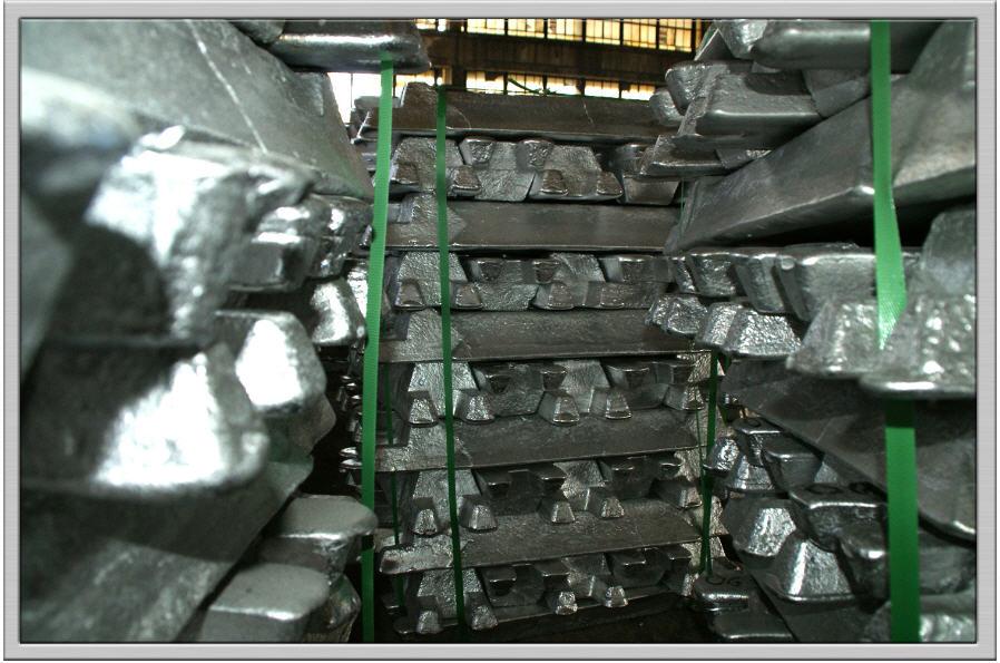 Aluminium voor deoxidation