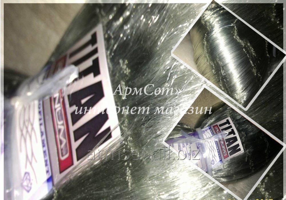 Купить Титан 32х0,13х200х200 сетеполотно (монофил)