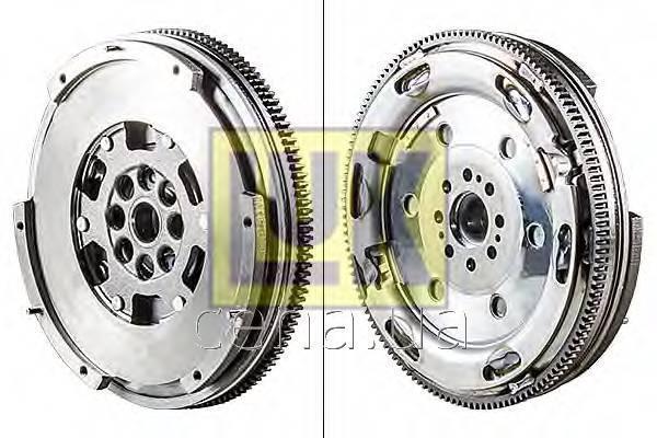 LuK - Демпфер сцепления (с выступом) Volkswagen LT (Фольксваген ЛТ) 2.5 Дизель 1999 - 2006 (415019110)