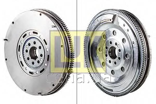 LuK - Демпфер сцепления (гладкий) Volkswagen LT (Фольксваген ЛТ) 2.5 Дизель 1996 - 2006 (415013510)