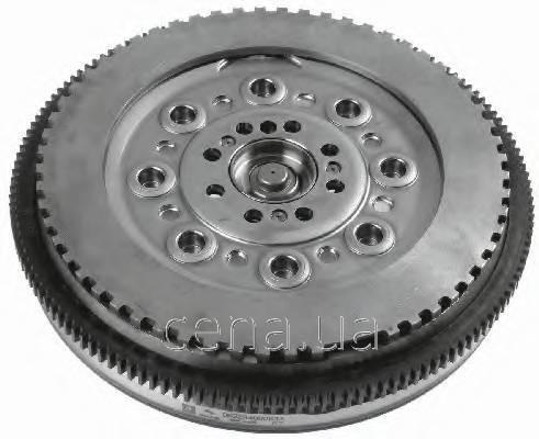 SACHS - Демпфер сцепления (маховик) MERCEDES-BENZ CLK 220 Дизель 2005 - 2009 (2294000834)