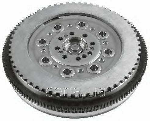 SACHS - Демпфер сцепления (маховик) Mercedes Sprinter (Мерседес Спринтер) 516 Дизель 2009 -  (2294000835)