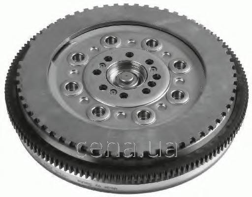 SACHS - Демпфер сцепления (маховик) Mercedes Sprinter 313 (Мерседес Спринтер 313) Дизель 2000 - 2006 (22940005