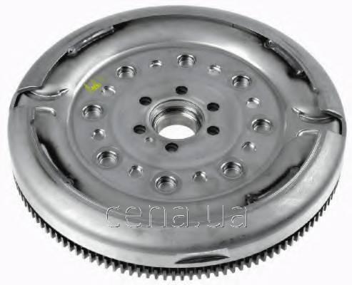SACHS - Маховик (демпфер сцепления) Volkswagen Jetta (Фольксваген Джетта) 1.6 Дизель 2009 - 2010 (2294001345)