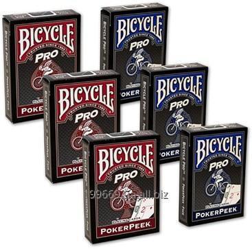 Купить Игральные карты Bicycle Pro Poker