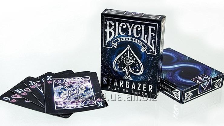 Купить Кары игральные Bicycle Stargazer