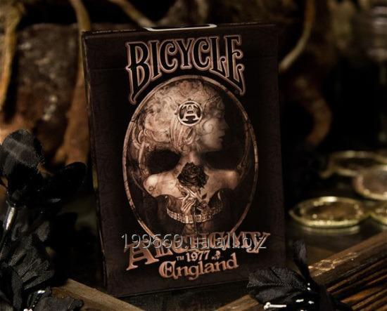 Купить Игральные карты Bicycle Alchemy II