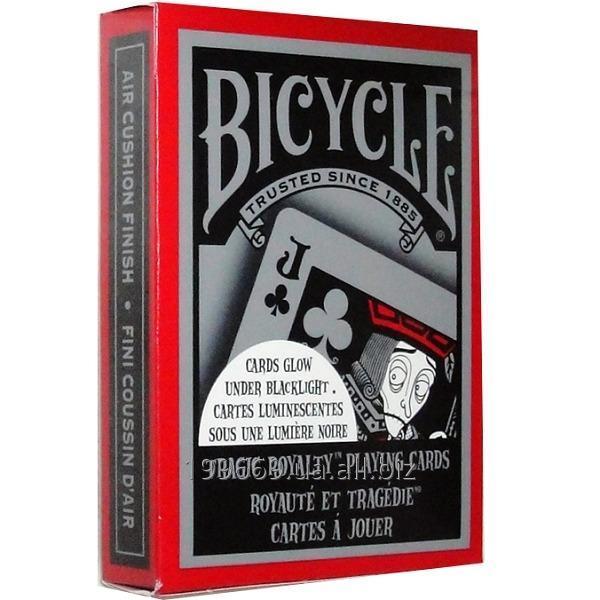 Купить Игральные карты Bicycle Tragic Royalty