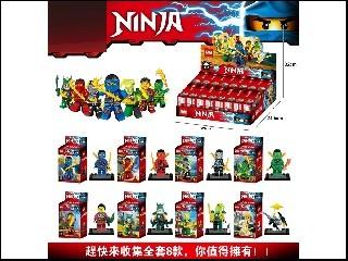 Конструктор серии Ninjago CJ-1073312