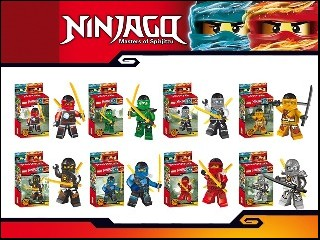 Конструктор Ninjago CJ-1073373
