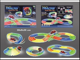 Игрушечная гоночная трасса CJ-1095334