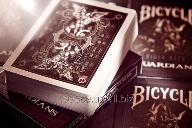 Купить Карты игральные Bicycle Guardians
