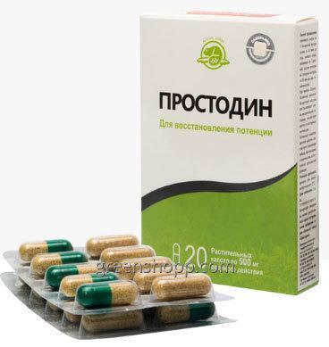 prostata kapsel