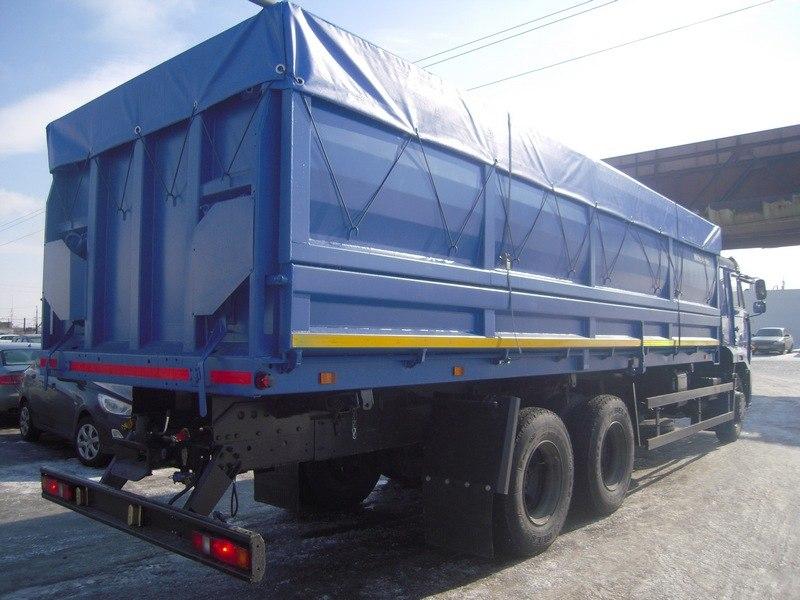 Купить Тенты для грузовиков с открытым кузовом