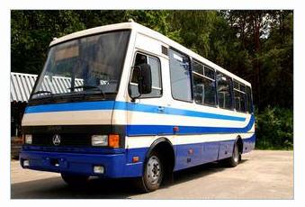 Автобусы  туристические A079.23, Черниговский автозавод, Украина