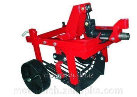 Kartoffel Motor S_ch KVG-1B, Vibration grohotnaya