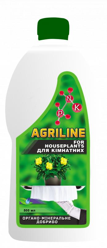 Агрілайн для кімнатних рослин 500мл
