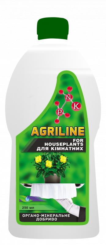 Агрілайн для кімнатних рослин 250мл