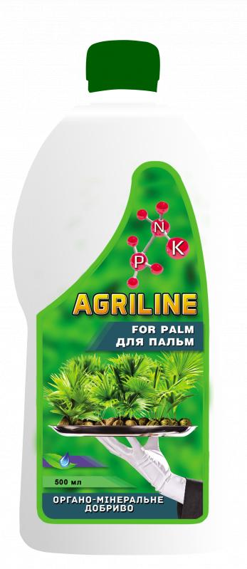 Агрілайн для пальм 500мл